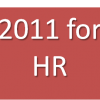 2011 For HR