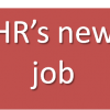Hr's New Job